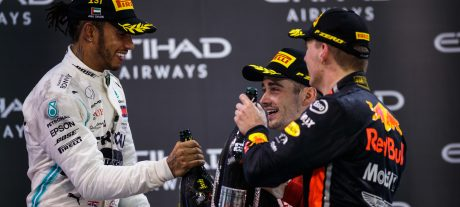 Webber tips Hamilton to pip young rivals in 2020