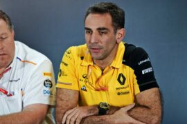 Old Renault team boss back in F1 with Alpine-linked company