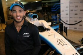 Report: Nissany part of Israel GP push for 2021
