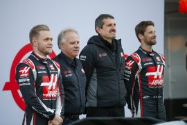 Steiner 'not certain' about Haas' F1 future