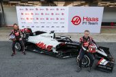 First impressions of the Haas F1 VF-20