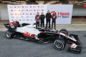 Haas solves 2019 problems with new car
