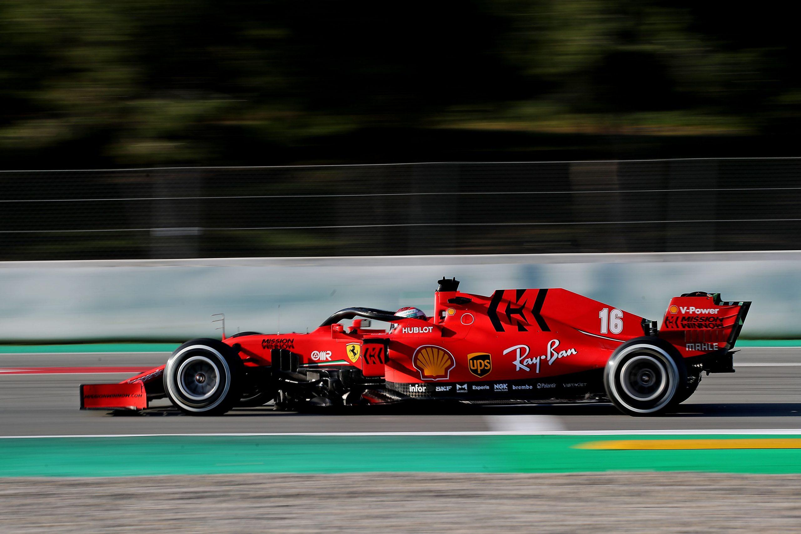 Glock Vettel Can Beat Leclerc In 2020 Car