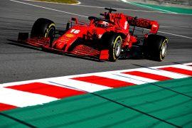 Surer: Ferrari may not be lagging behind