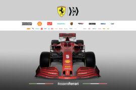 Ferrari SF1000 - high front view
