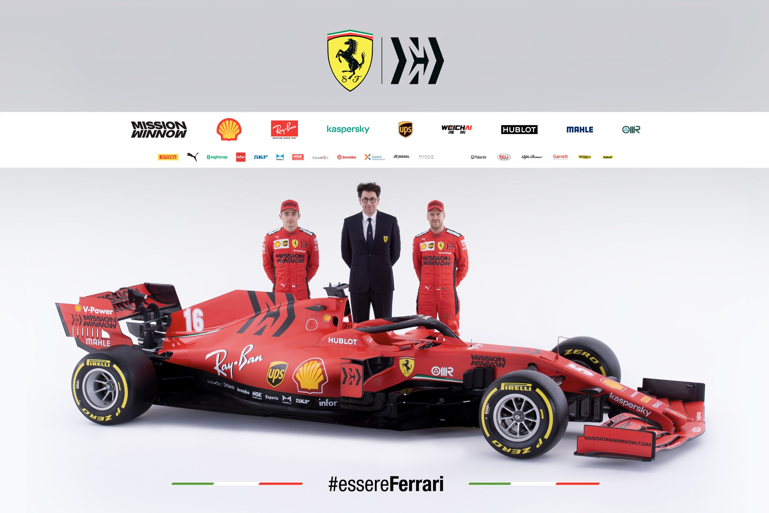 Vettel Is Ferrari S First Choice For 2021