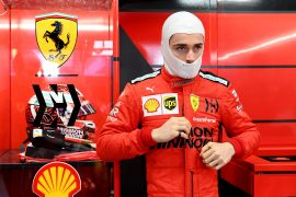 Albers: Leclerc 'always overdrives his car'