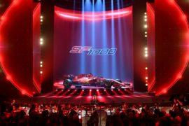 The 66th Ferrari F1 single-seater unveiled