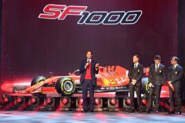 Ferrari says 2020 car 'extreme'