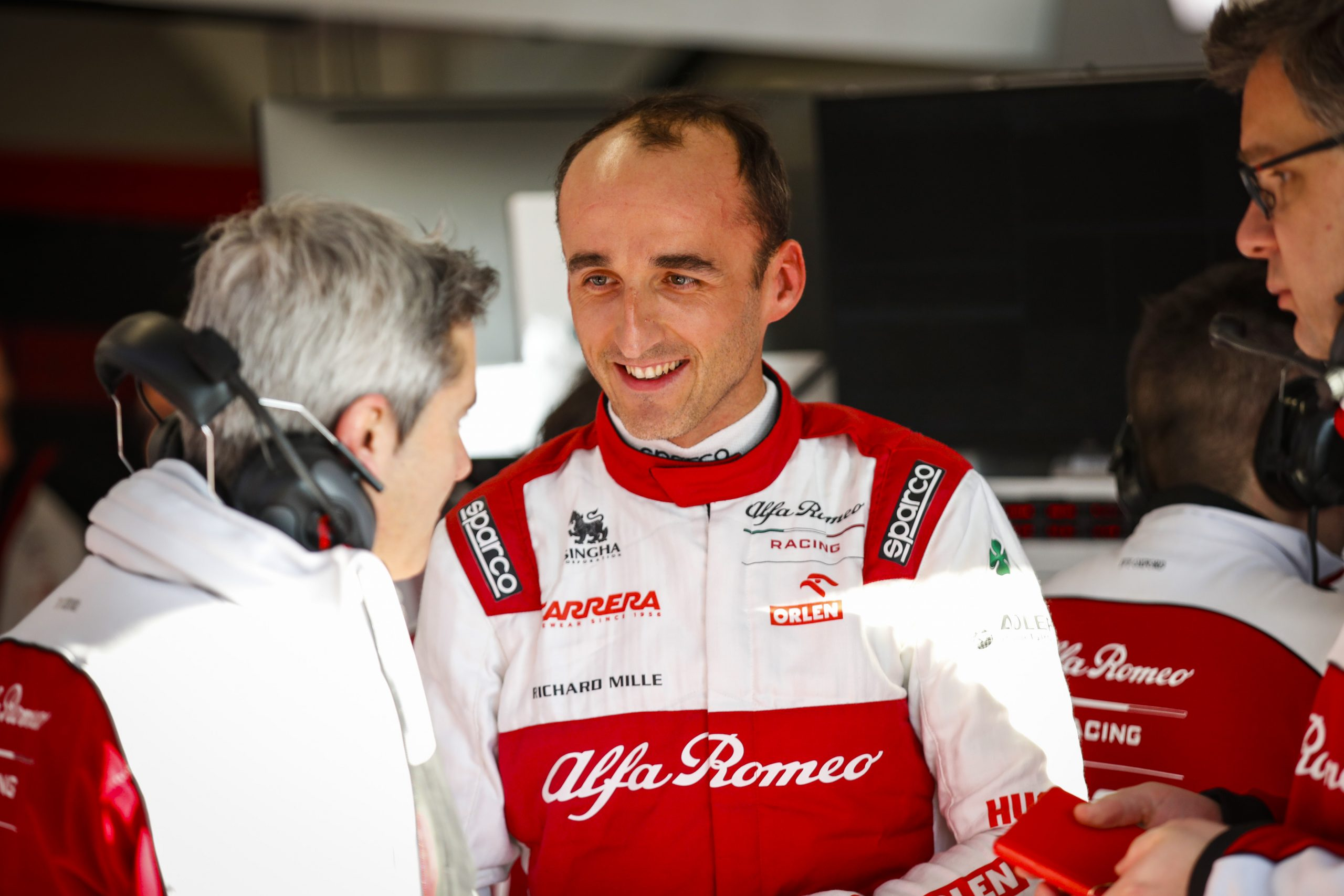 Kubica turned down world rally offer