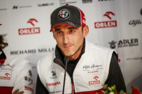 Kubica may focus only on F1 role this season