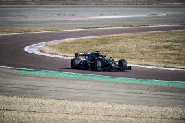 2020 Alfa Romeo C39 F1 Car shakedown