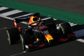 Virtual Lap: Verstappen at the Australian Grand Prix