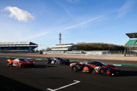 Verstappen & Albon first Aston Martin Valkyrie Drive
