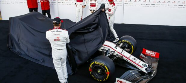 Alfa Romeo to launch their new F1 car in Warsaw