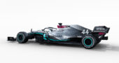 2020 Mercedes W11 F1 Car launch pictures