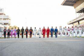 2020 F1 Drivers