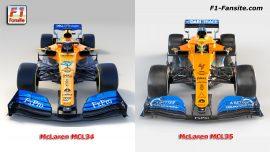 2020 McLaren MCL35 F1 car analysed by Craig Scarborough