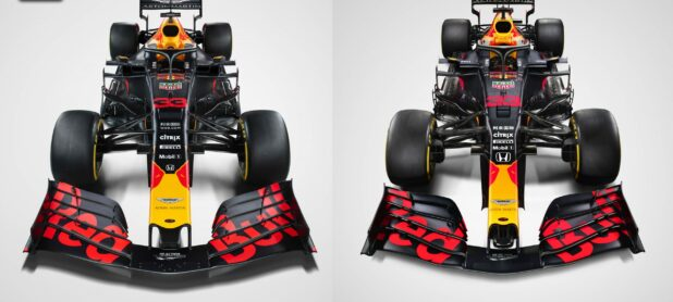 2020 Red Bull RB16 F1 Car launch pictures