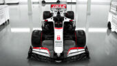 Haas VF-20 front view