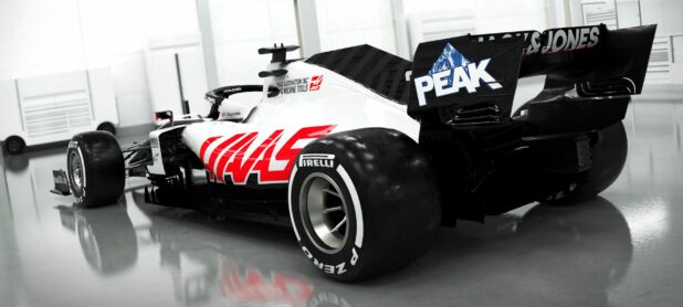 2020 Haas VF-20 F1 car launch pictures
