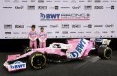 Racing Point may drop pink livery for 2021