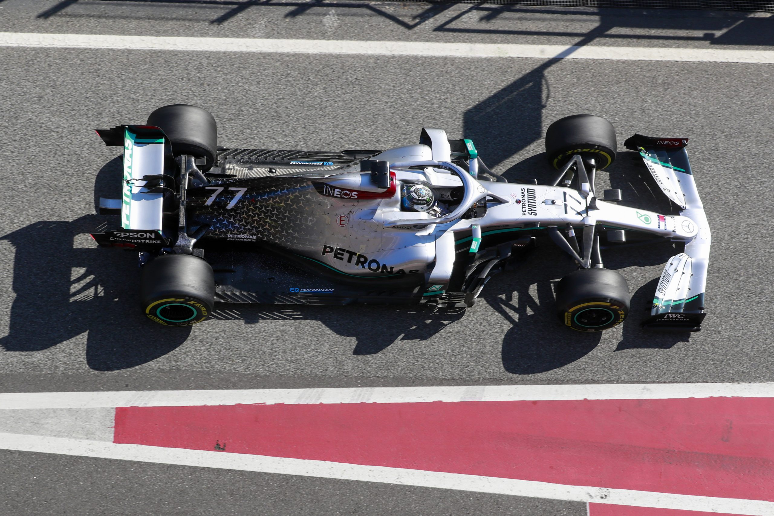 The 2020 Mercedes F1 Car Explained By James Allison