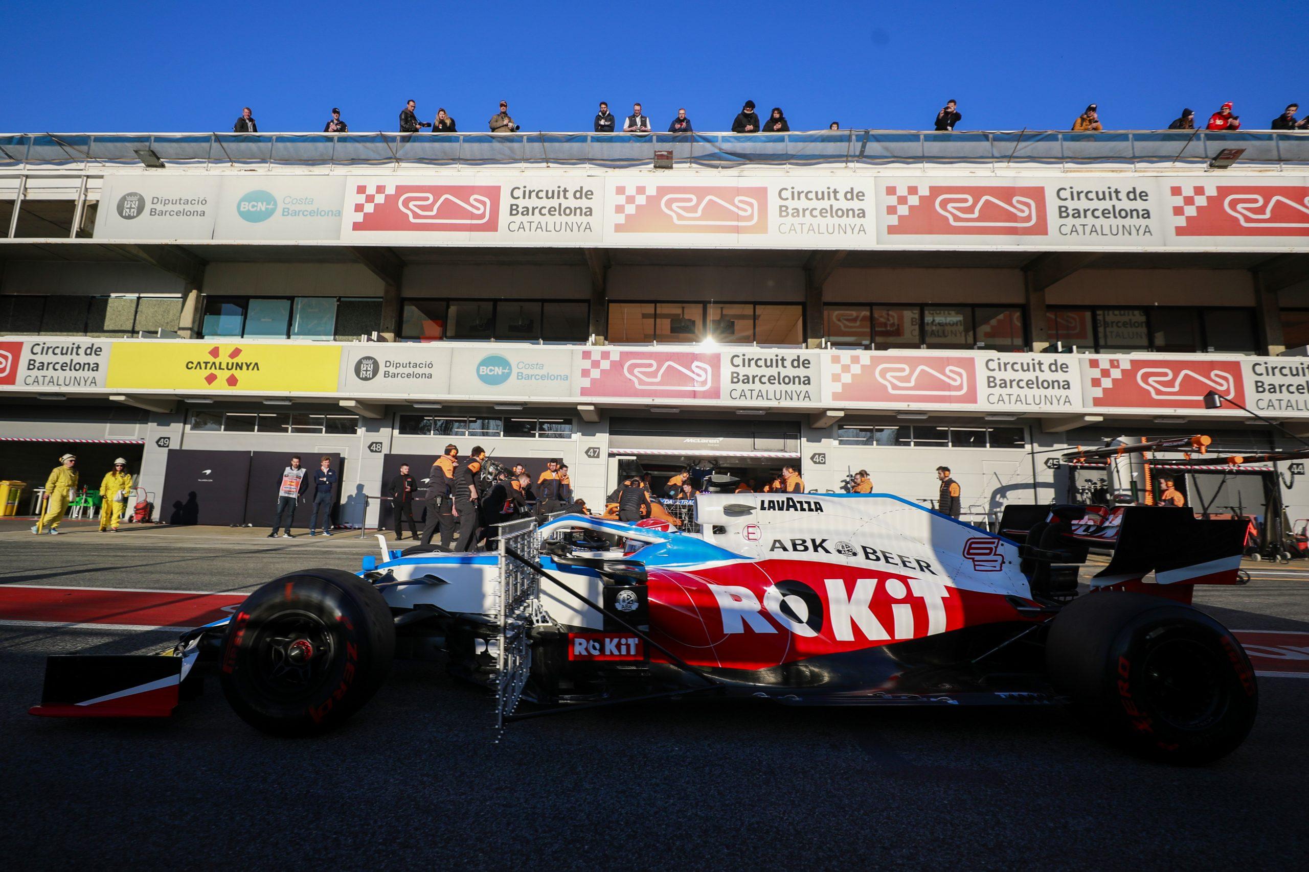 Claire Williams Reveals Mercedes Engine Problems