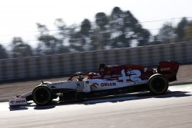 Barcelona 2020 F1 Testing Results - Day 2