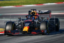 Photos 2nd Day 2020 F1 Testing at Barcelona