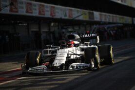 Marko: Alpha Tauri 'close to Racing Point'