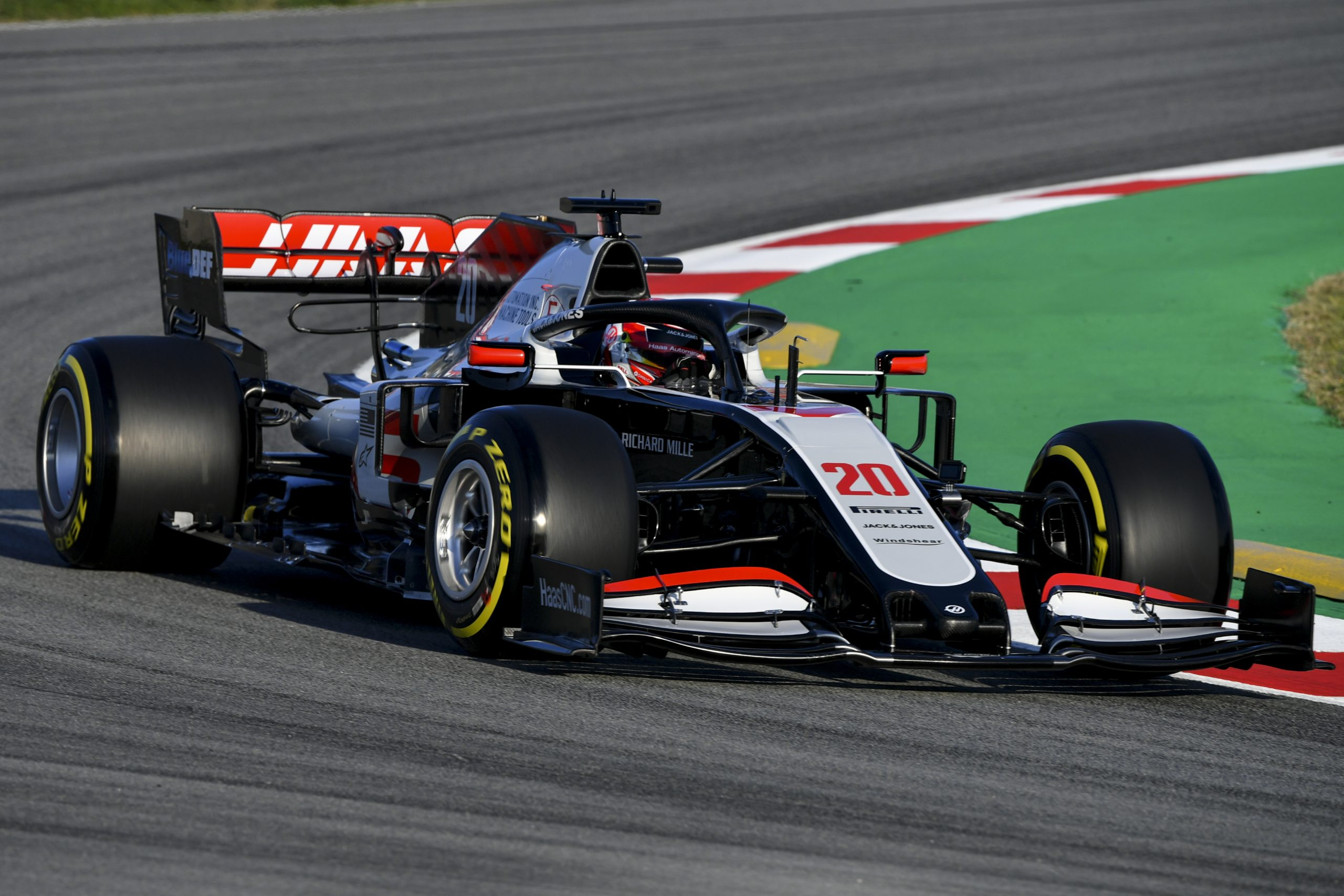 Haas F1 Team See Drivers Cars Engines Stats Wiki Info