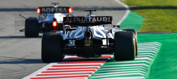 F1 engines finally revving again in 2020