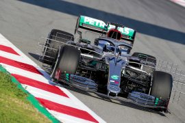 Barcelona 2020 F1 Testing Results – Day 1