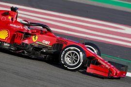 Ferrari reacts to Italian coronavirus crisis
