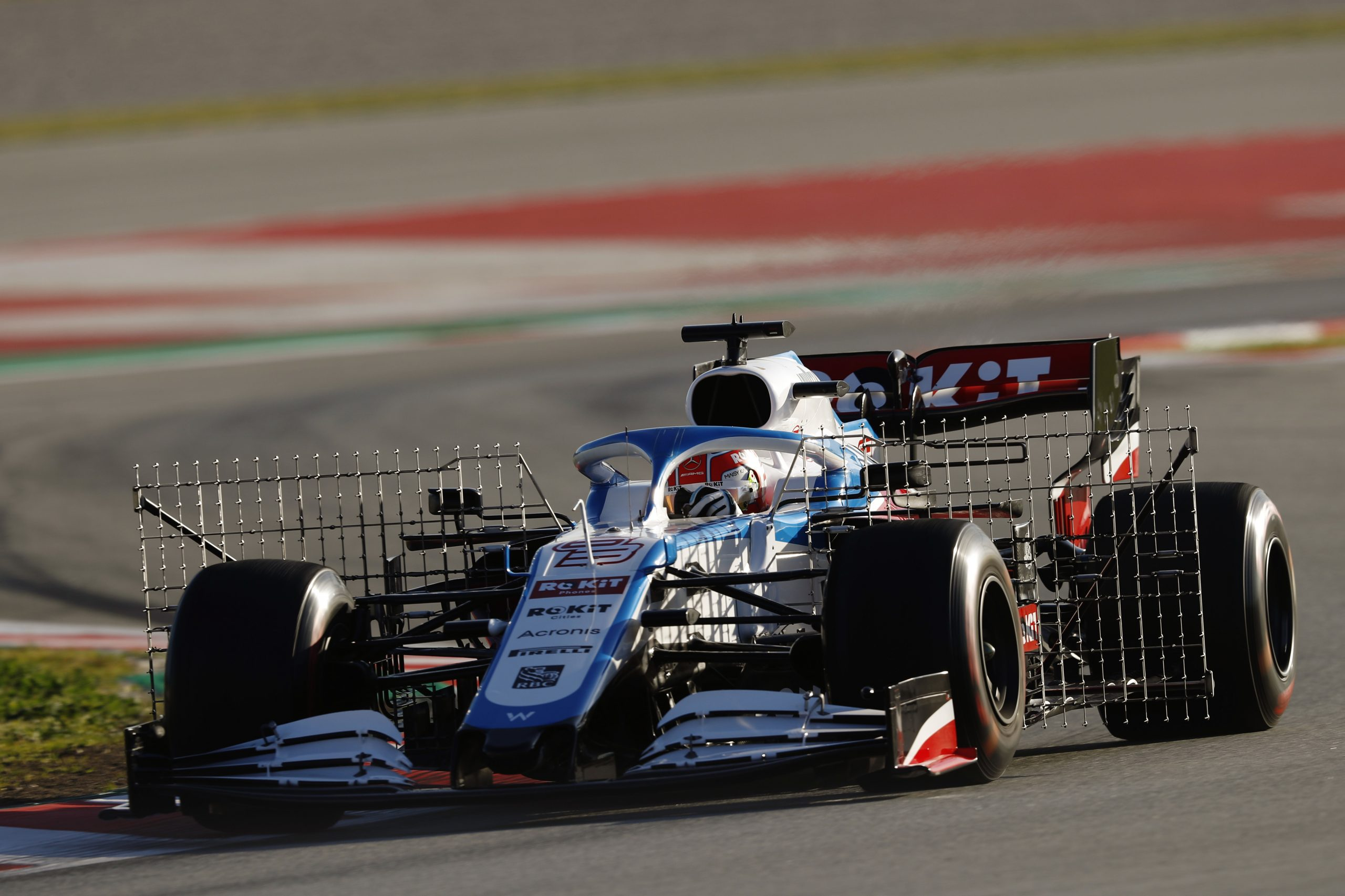 Williams targets Alfa Romeo in 2020