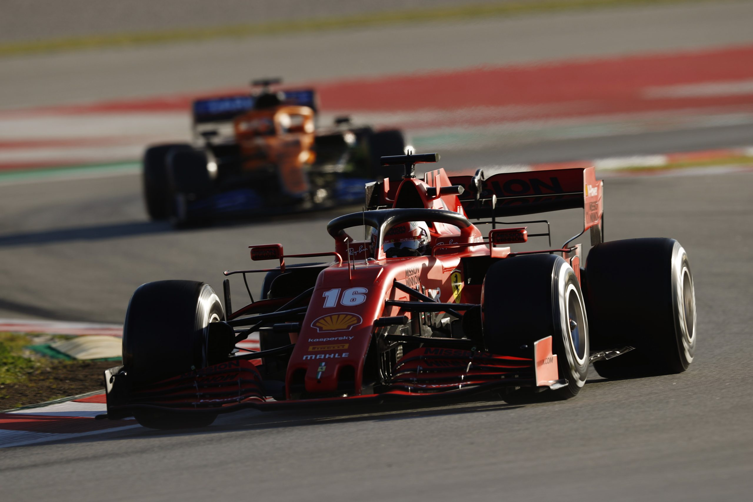 Aleshin says F1 more 'show' than sport
