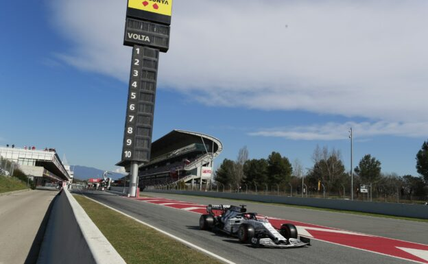 Spanish GP to be another F1 'ghost race'