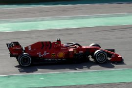 Photos 4th Day 2020 F1 Testing at Barcelona