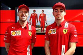 Ferrari Hourglass Challenge Round 7