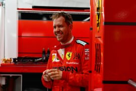 Wolff says 'no negotiations' with Vettel