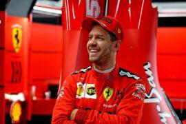 A Scuderia Ferrari message for Vettel from Maranello & Abu Dhabi