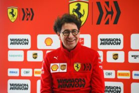 Ferrari team boss will stay at the factory more this season