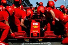 Source says Ferrari will have one striker in 2021