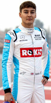 George Russell: See his F1 Stats, Helmets, Cars, Age & Wiki