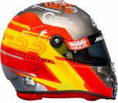 2020 helmet Carlos Sainz