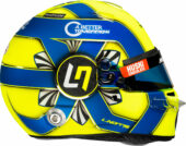 2020 helmet Lando Norris