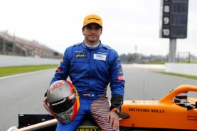 Sainz hopes to test 2020 Ferrari in Abu Dhabi