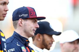 Verstappen: Everyone is equal in this world