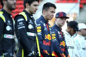 Extra pressure on Albon 'nothing new'